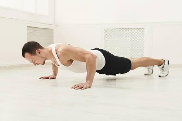 Body-Weight-Training