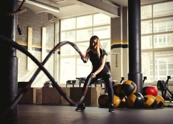 Kraft-Cardio-Training
